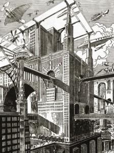 future city, frank r paul