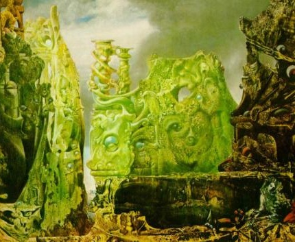max ernst green mountains