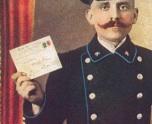 russian postman
